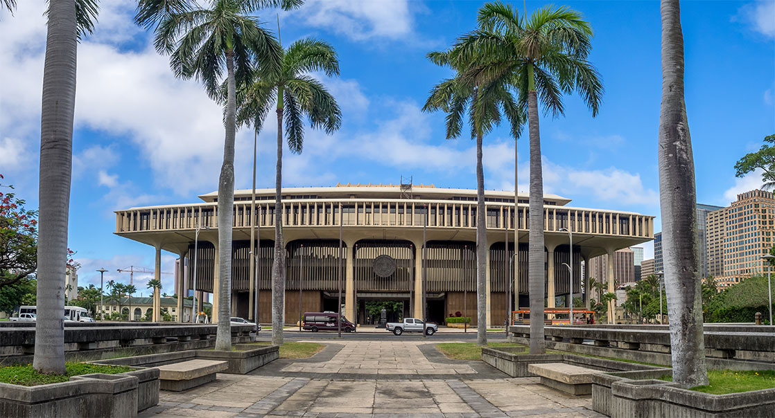 Hawaii State Capital